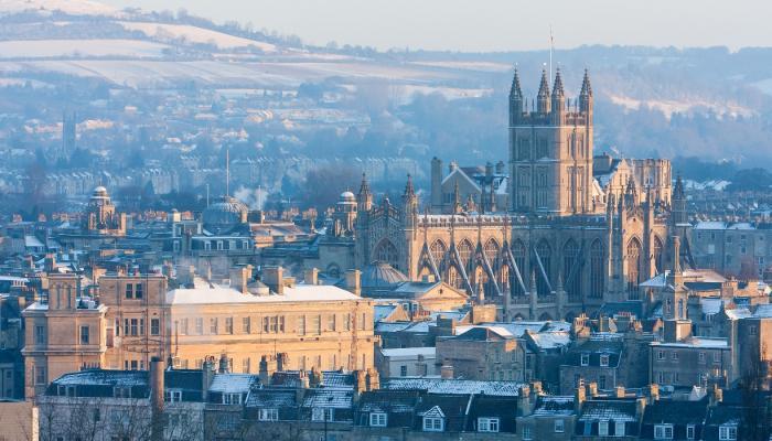 Bath city UK