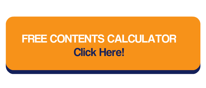 Household Goods Volume Calculator - Free Tool