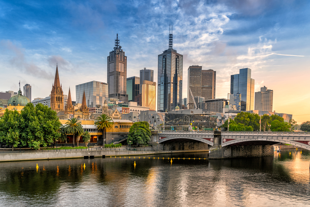 move from Ireland to Australia - Melbourne is a city that offers you all that you could possibly ask for