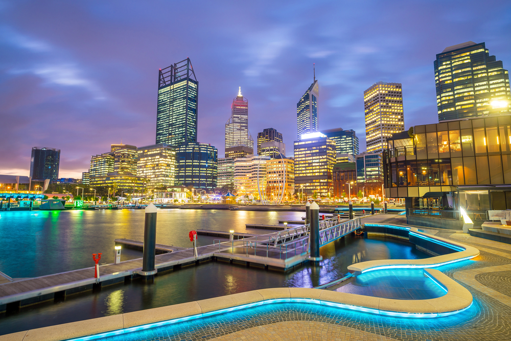 move from Ireland to Australia Perth is another big favourite on the Australian relocation scene, with its beautiful sandy beaches and enchanting Swan Valley; Australia's oldest wine region