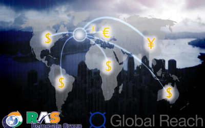 Why use a currency broker for an international money transfer?